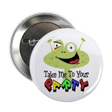 "Take Me To Your Party 2.25"" Button"