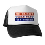 Re-Elect Client No. 9 Trucker Hat