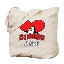 33rd Celebration Tote Bag