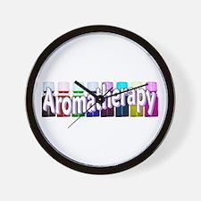 Aromatherapy Wall Clock