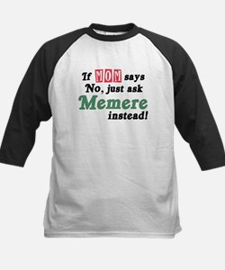 Just Ask Memere Tee