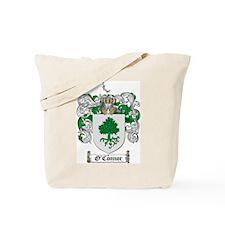 O'Connor Family Crest Tote Bag