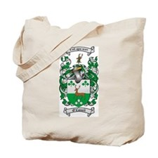 O'Connell Family Crest Tote Bag