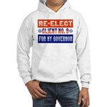 Re-Elect Client No. 9 Hooded Sweatshirt
