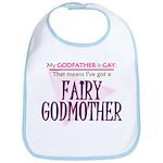 Fairy Godmother Bib