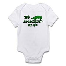 Ne Krokodilu Infant Bodysuit