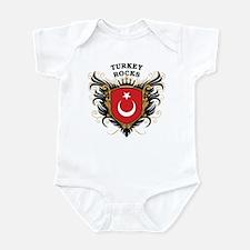 Turkey Rocks Onesie