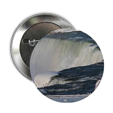 "Niagara Falls From Goat Island 2.25"" Button"