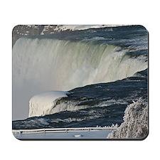 Niagara Falls From Goat Island Mousepad