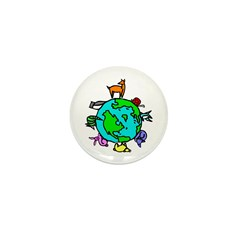 Animal Planet Rescue Mini Button