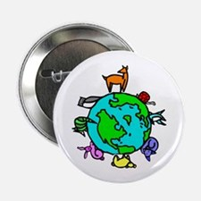 "Animal Planet Rescue 2.25"" Button"