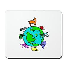 Animal Planet Rescue Mousepad