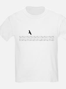 Wire Bird T-Shirt