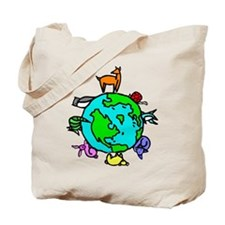 Animal Planet Rescue Tote Bag