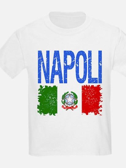 Classic Retro Napoli T-Shirt