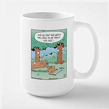 Tree Rings Age Mug