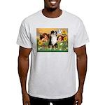 Cherubs / Aussie (tri) Light T-Shirt