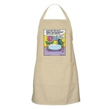 Morning Glory Marriage BBQ Apron
