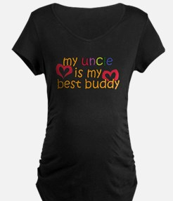 My Uncle is My Best Buddy T-Shirt