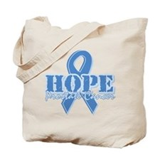 Hope Prostate Cancer Tote Bag