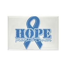 Hope Prostate Cancer Rectangle Magnet