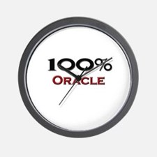 100 Percent Oracle Wall Clock