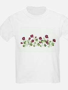 Purple Poppies T-Shirt
