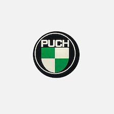 Black Puch Mini Button