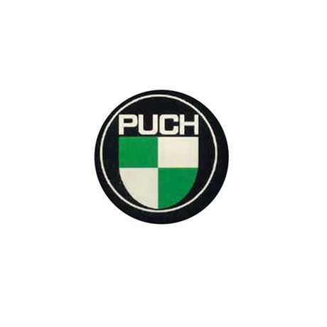 Black Puch Mini Button (10 pack)