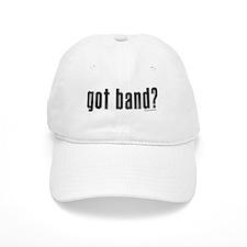 got band? Baseball Cap
