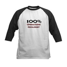 100 Percent Operations Geologist Tee