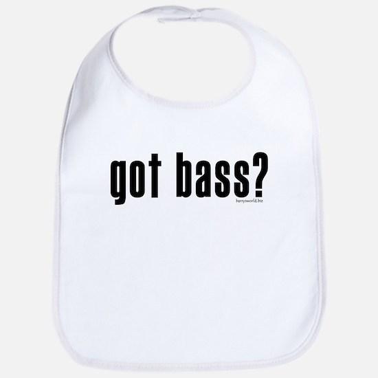 got bass? Bib