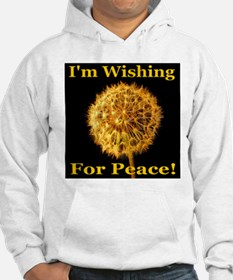 I'm Wishing For Peace! Hoodie
