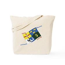 Ireland United Tote Bag