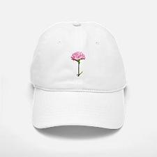 Pink Carnation Baseball Baseball Cap