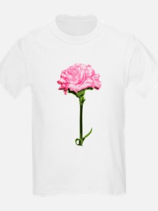 Pink Carnation T-Shirt