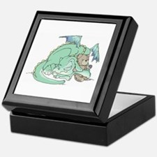 Baby Dragon Keepsake Box