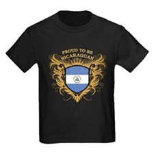 Proud to be Nicaraguan T