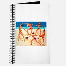 Beach Happy Dance Journal