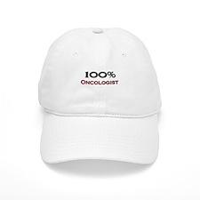 100 Percent Oncologist Baseball Cap