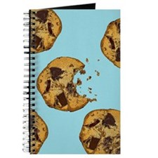 Chocolate Chip Cookie Journal
