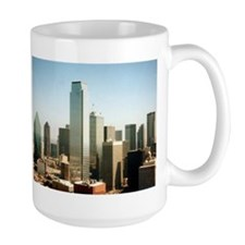 Dallas Skyline Mug