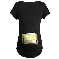 CFO! (Yel) T-Shirt