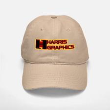 Baseball Baseball Cap-HARRIS GRAPHICS