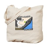 Border collie tote bag Canvas Totes