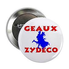 Cajun Geaux Zydeco Button