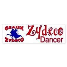 Cajun Zydeco Bumper Bumper Sticker