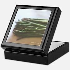 Asparagus Keepsake Box