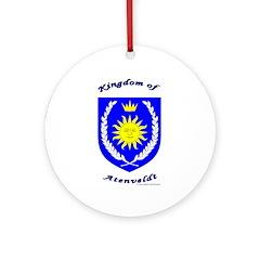 Atenveldt Ornament (Round)