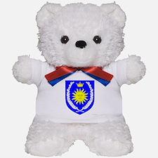 King of Atenveldt Teddy Bear